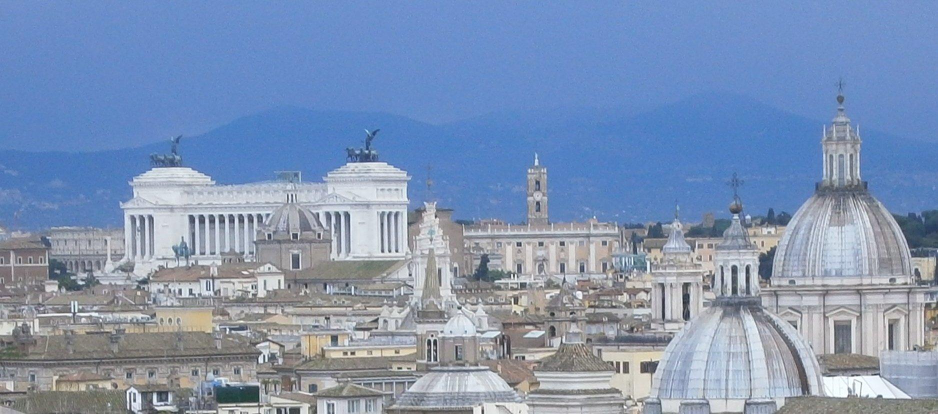 Rome_website